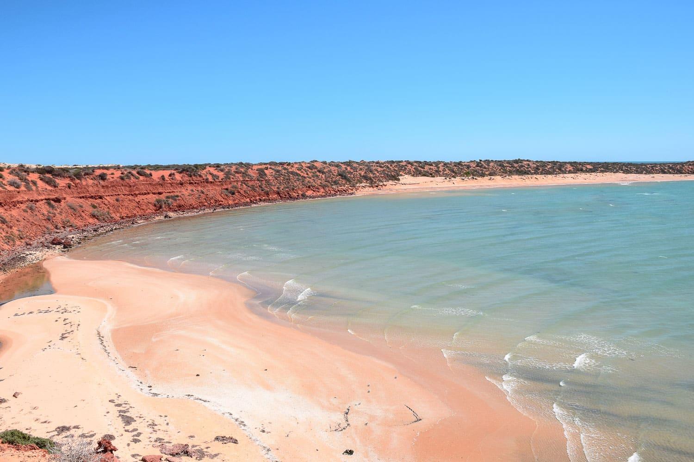 Parc National François Perron sur la côte ouest de l'Australie