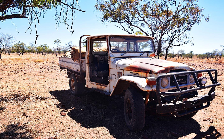 Toyota landcruiser acheter voiture en Australie