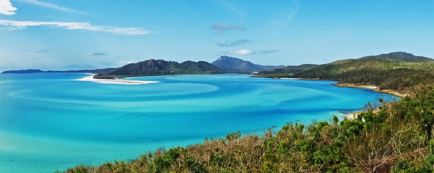 Photos des whitsundays en Australie