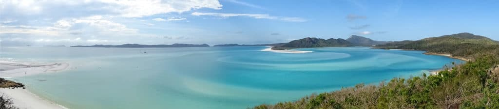Whiteheaven beach au whitsundays