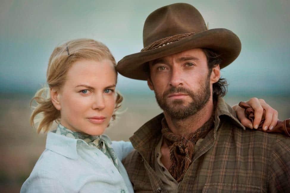 film sur l'Australie : Australia