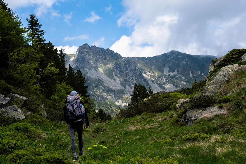 Randonnée en Ariège : pic du tarbésou