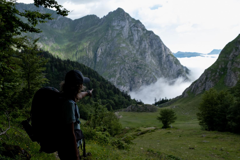 Randonnée lacs d'ayous et boucle avec le tour du pic du midi d'ossau