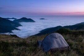 Bivouac dans les Pyrénées : photo