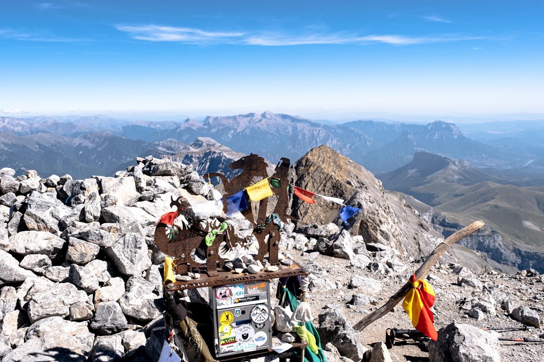 Sommet du Mont Perdu