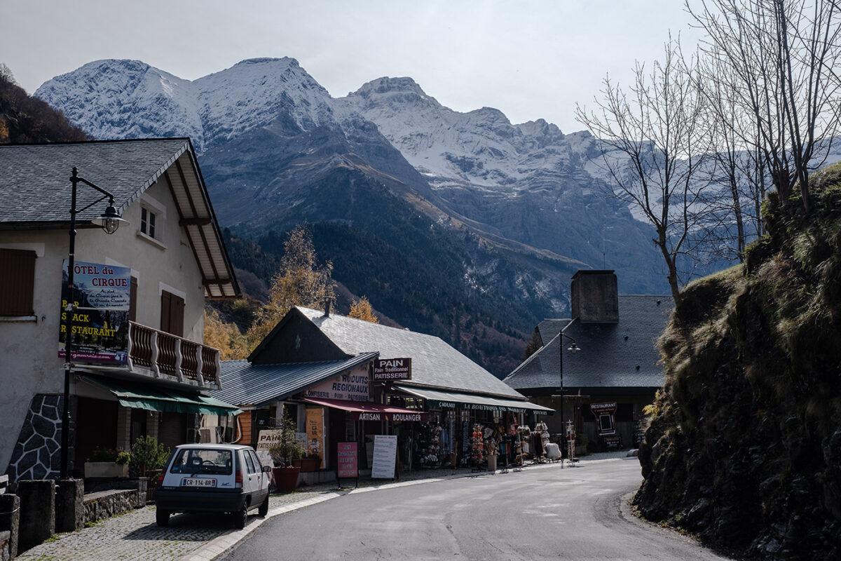 le village de Gavarnie