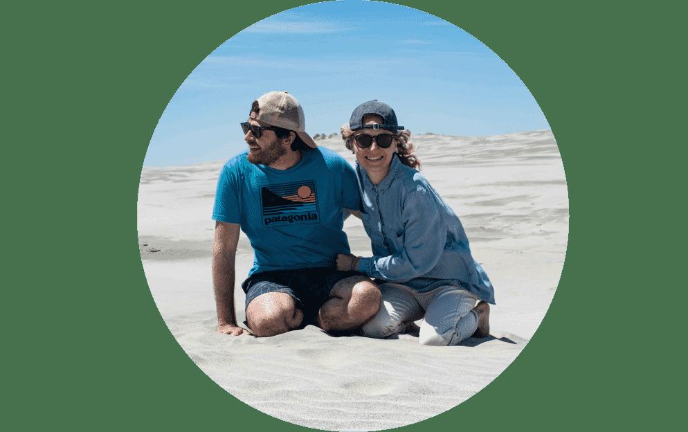 Ben et Ania Globefreelancers blog de voyage et de randonnée