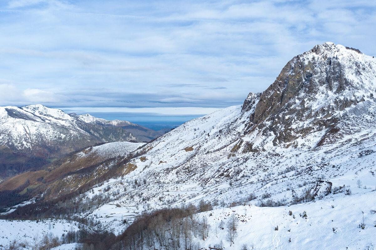 Le val d'Azun dans les Hautes Pyrénées