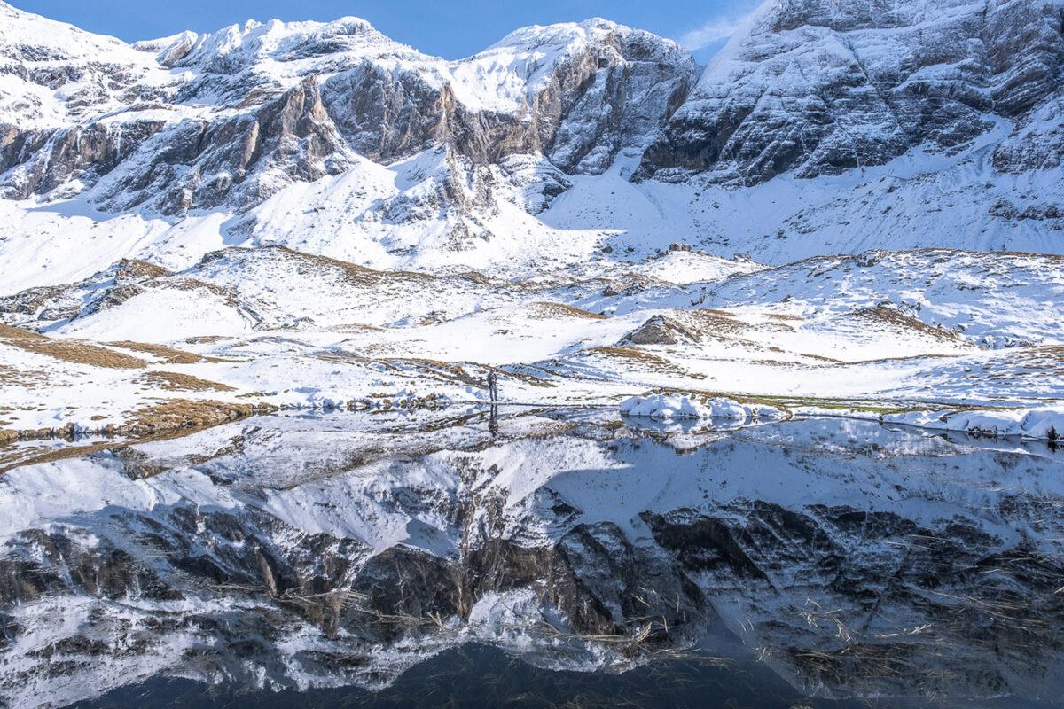 Cirque de Troumouse randonnée dans les Hautes pyrénées