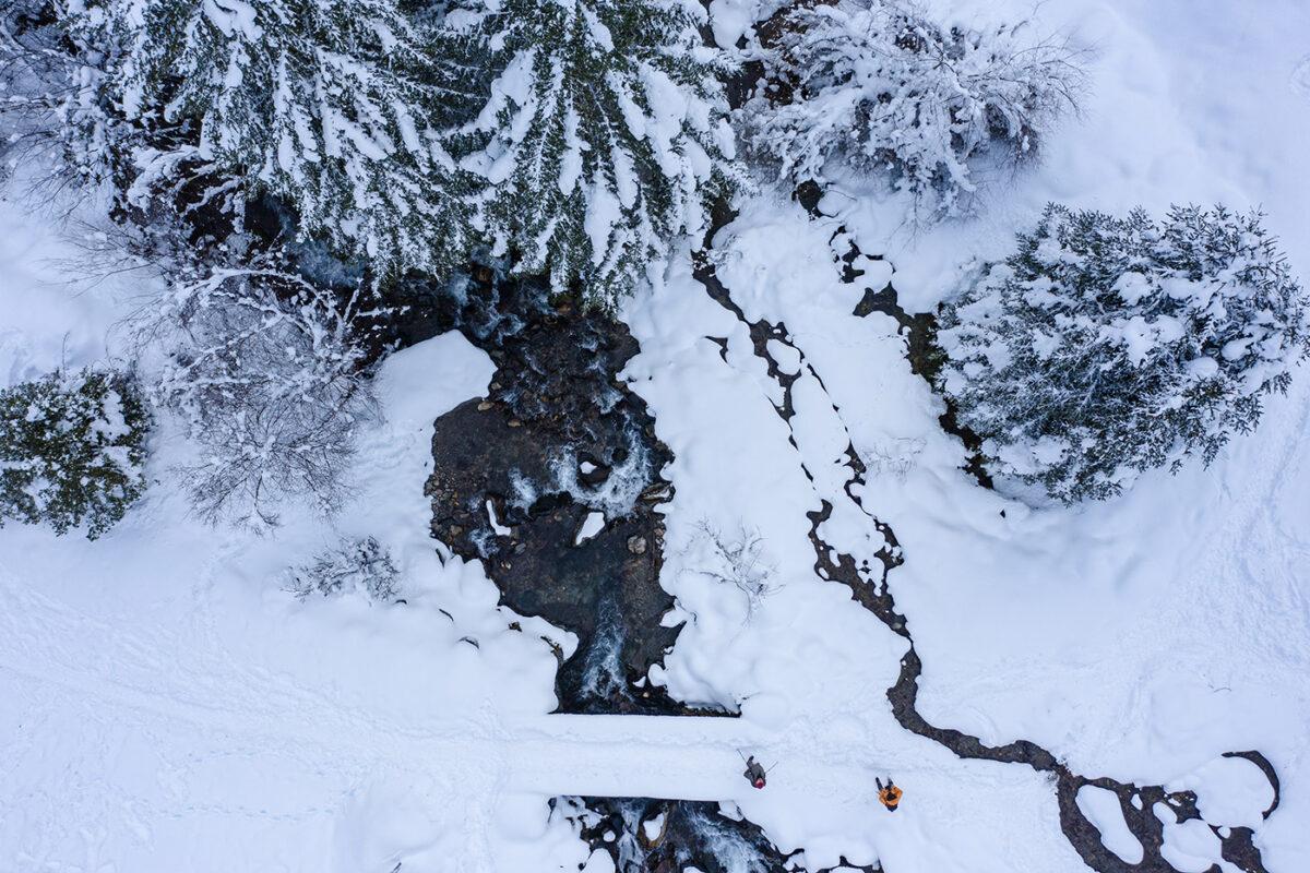 Photos en drone des Pyrénées