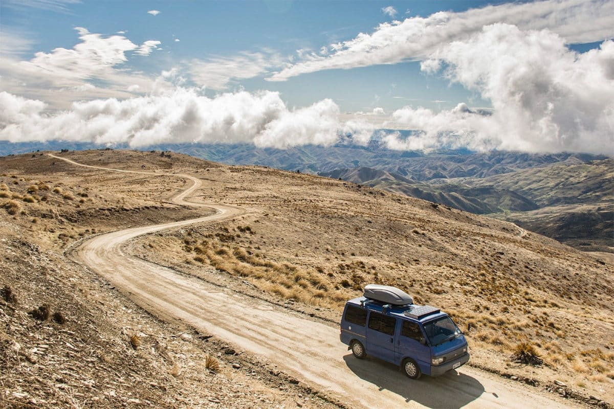 PVT en Nouvelle-Zélande voyage en van