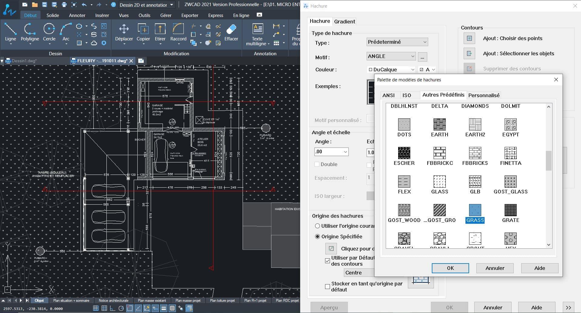 ZWCAD, logiciel de dessin 2D DAO
