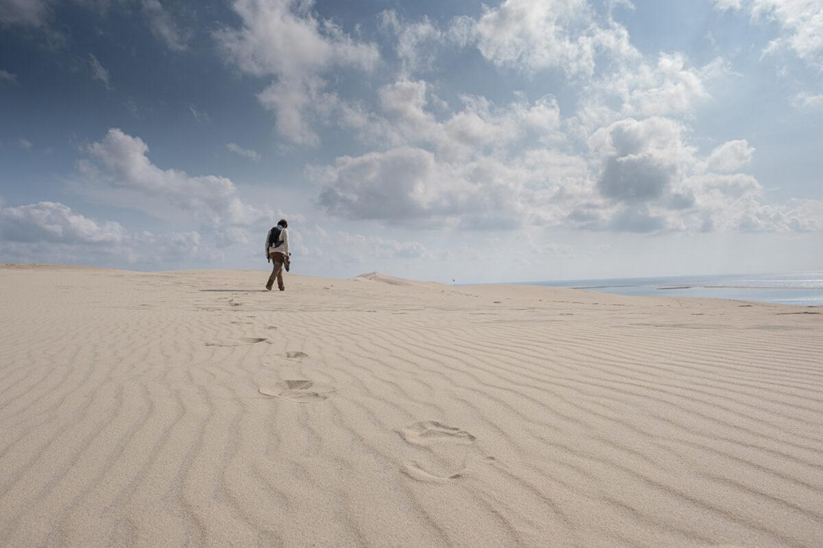 Sommet de la Dune du Pilat road trip  bassin d'Arachon
