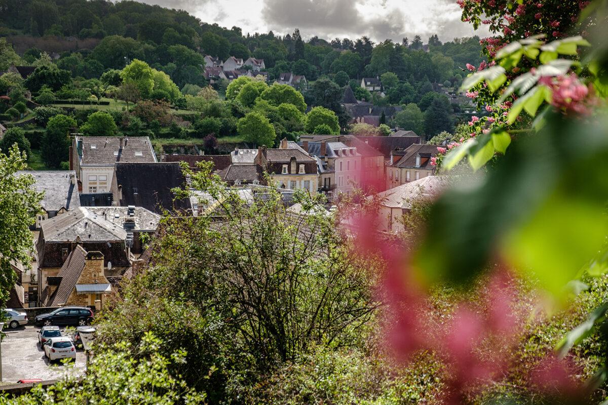 Ville de Sarlat-la-Canéda tourisme en vallée de la Dordogne
