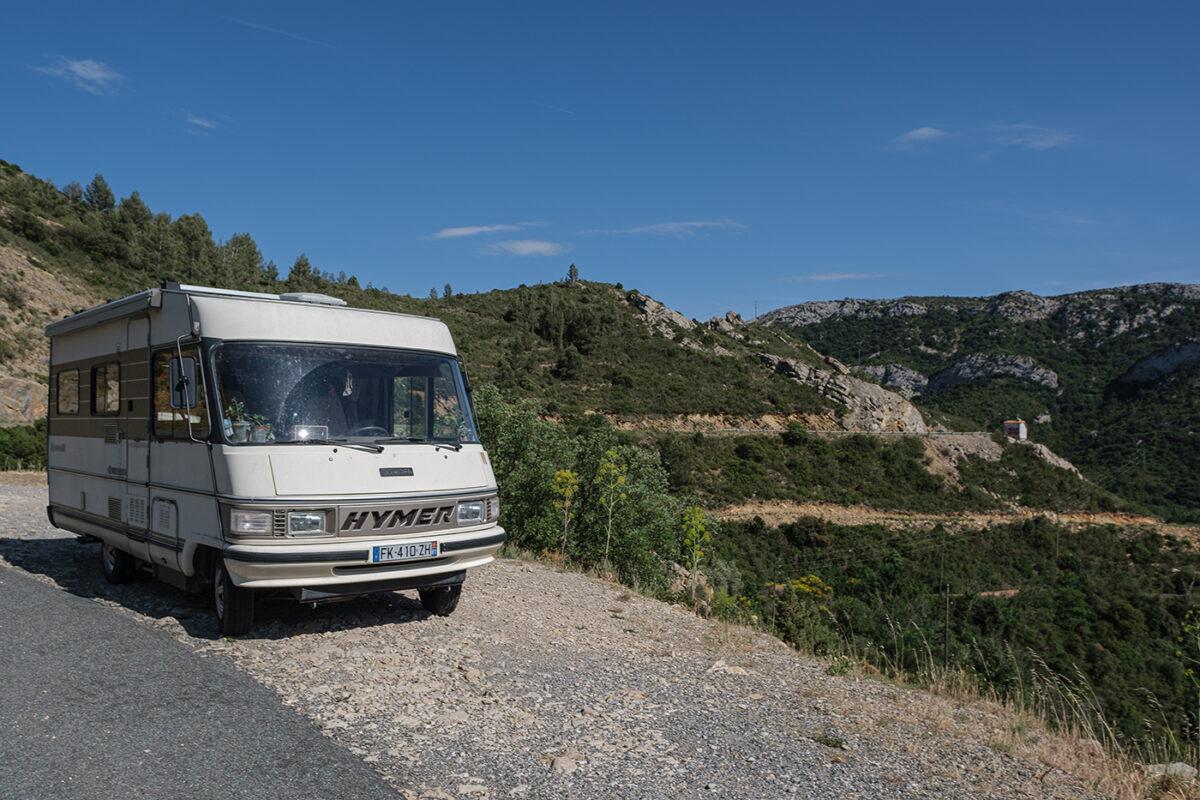 Sur la route des Corbières