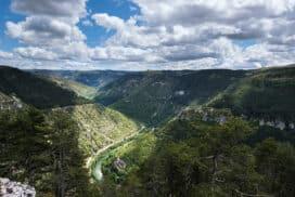 Lozère : road trip dans les gorges du Tarn