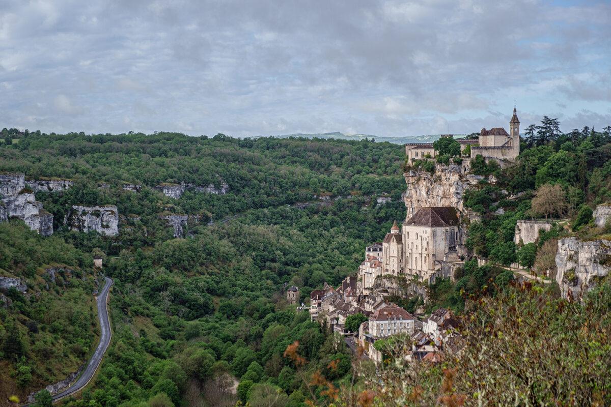 Rocamadour plus beau village de France