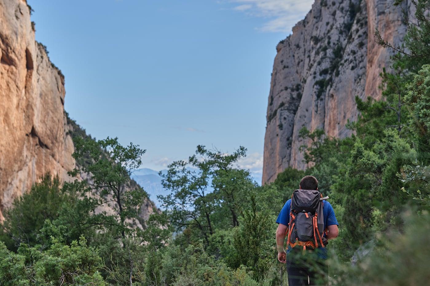 Congost de Mont Rebei randonnée espagne