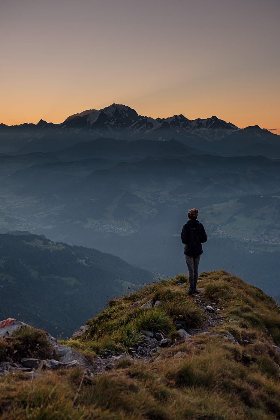 Le Mont Charvin : randonnée dans les Aravis