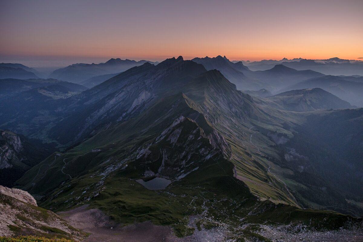 Mont Charvin : randonnée dans les Aravis