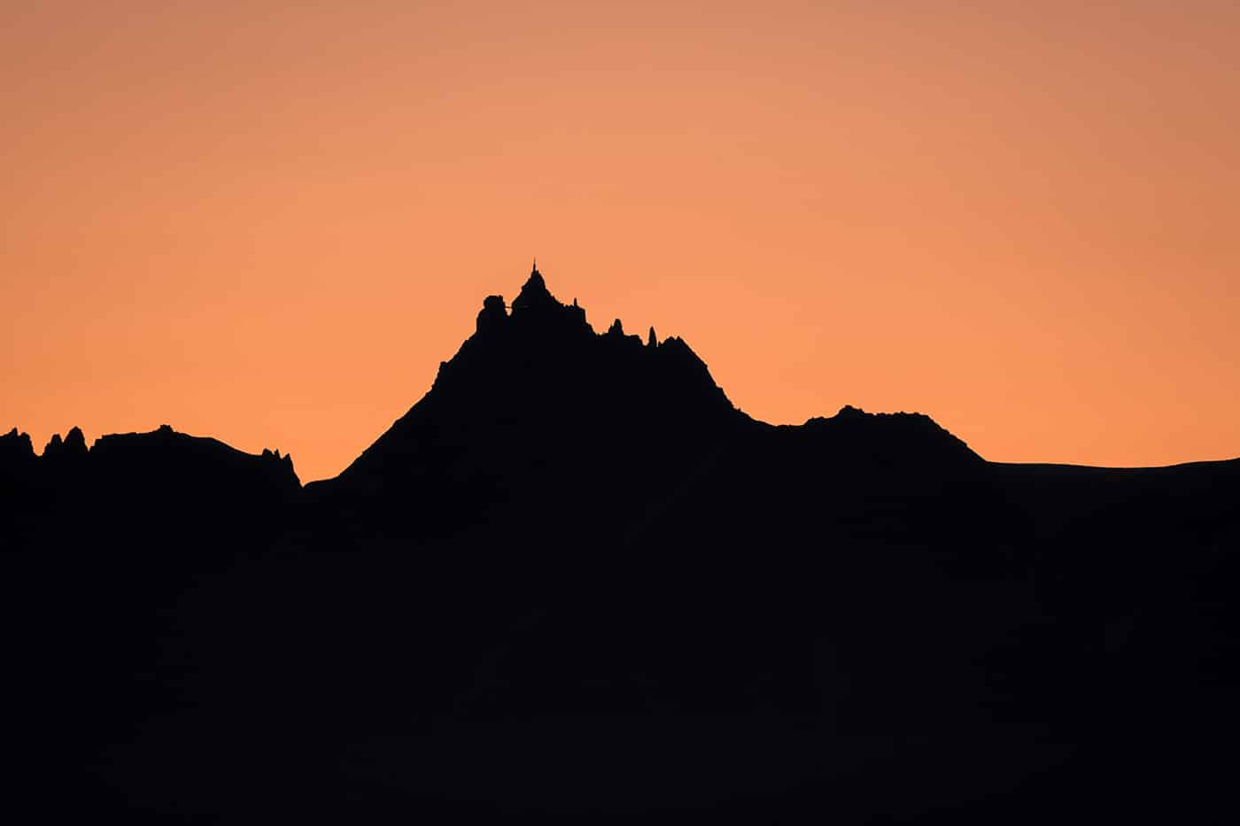 Vue depuis le Mont Charvin
