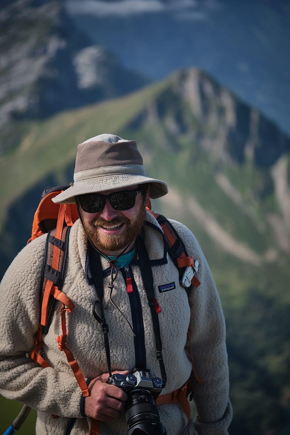 Randonnée au lac de Peyre depuis le Col de la Colombière dans le massif des Bornes