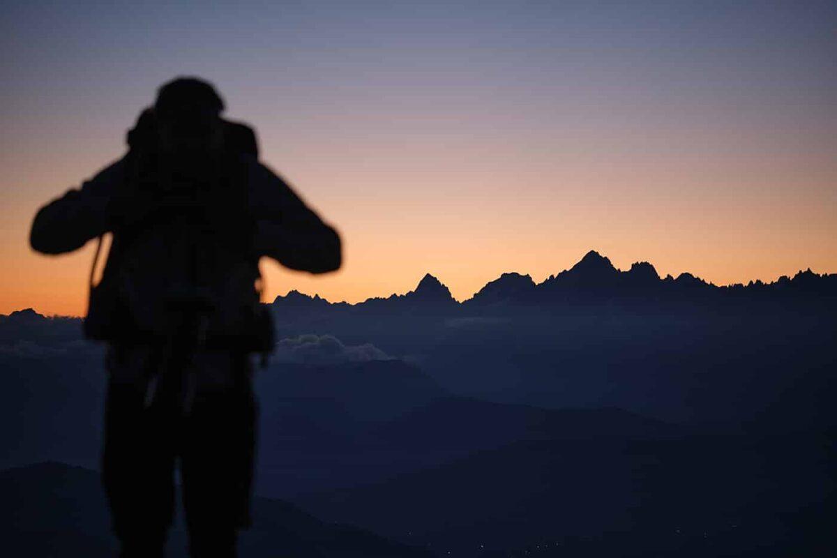 Randonnée au Mont Charvin dans les Aravis en Haute-Savoie