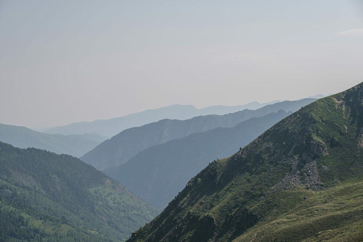 Itinéraire randonnée au pic du Montcalm et pique d'Estats