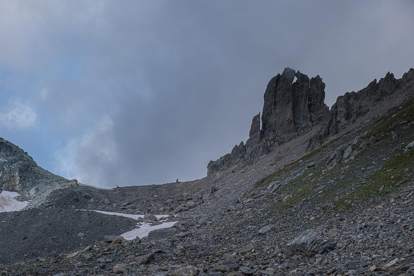 Col du Grand Fond Beaufortain