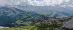 Lac de peyre randonnée par le pic Jallouvre et la Pointe blanche