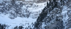Blog de randonnée : cirque de gavarnie en hiver avec des raquettes