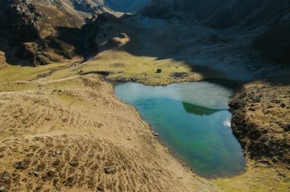 Randonnée au lac d'Ourrec depuis Hautacam