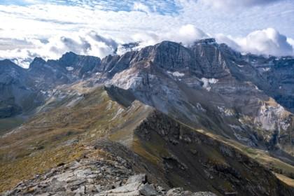 Randonnée au pic du Piméné dans les Pyrénées