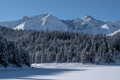 Randonnée lac de Payolle