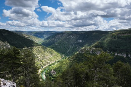 Road trip dans les gorges du Tarn en Lozère
