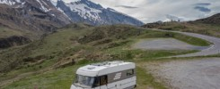 Voyage en camping-car vanlife