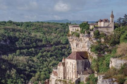 Visiter Rocamadour ville médiévale perchée plus beau village de France