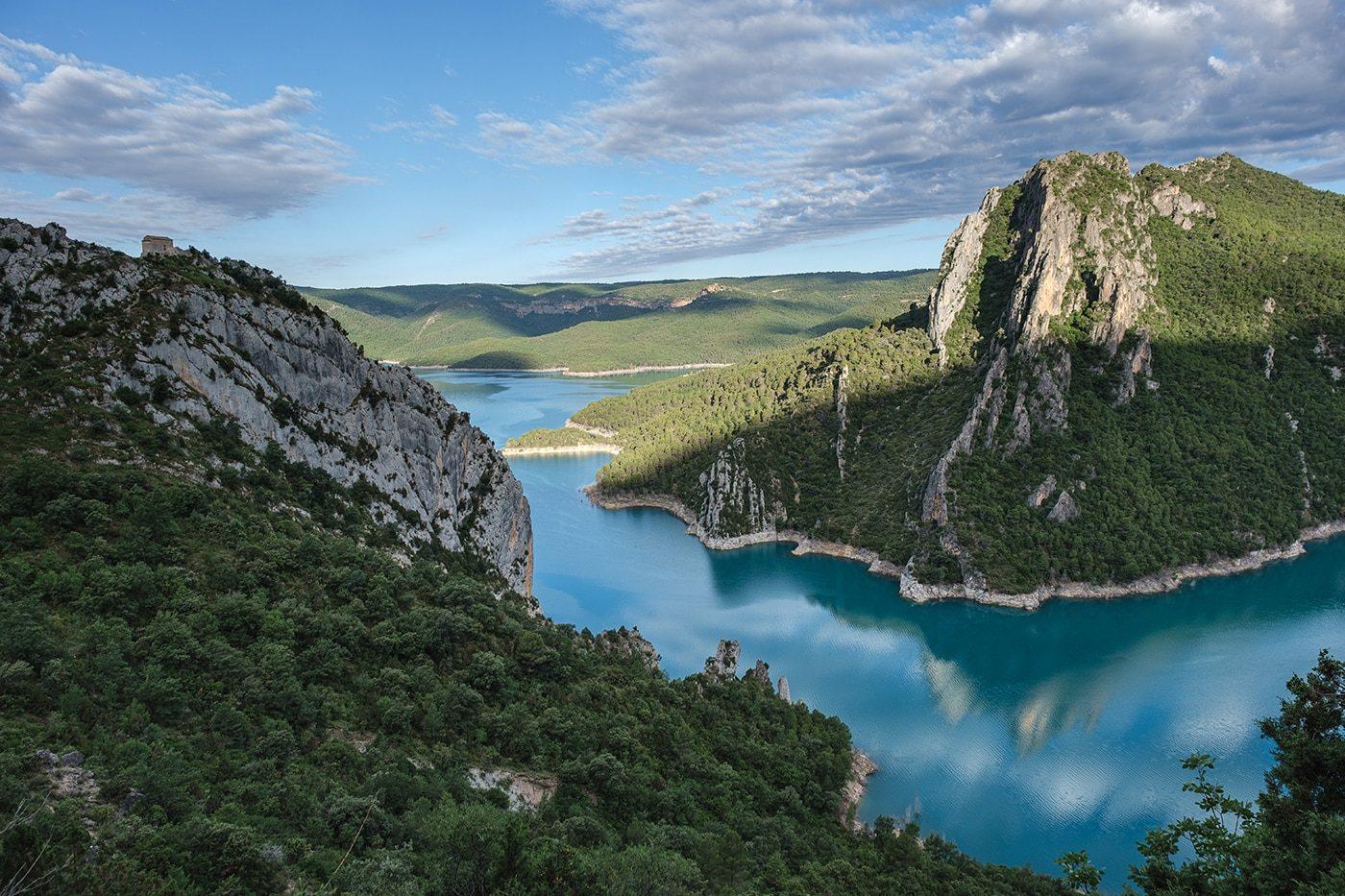 Randonnée au Congost de Mont Rebei en Aragon